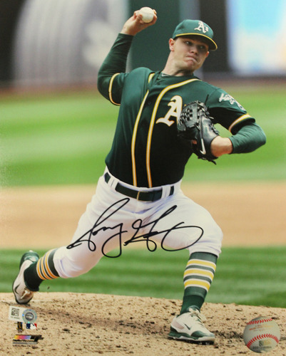 Photo of Sonny Gray Autographed Photo