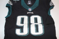 BCA - EAGLES CONNOR BARWIN GAME WORN EAGLES JERSEY (OCTOBER 23 2016)