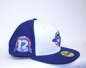League Cap with Alomar Hall of Fame Patch by New Era