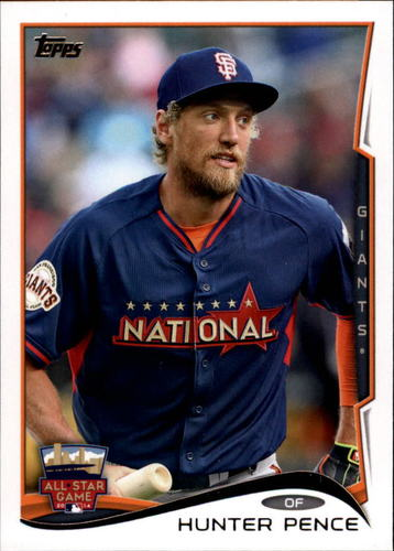 Photo of 2014 Topps Update #US270 Hunter Pence