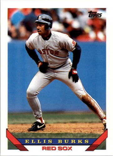 Photo of 1993 Topps #351 Ellis Burks