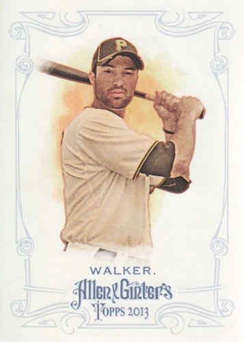 Photo of 2013 Topps Allen and Ginter #64 Neil Walker