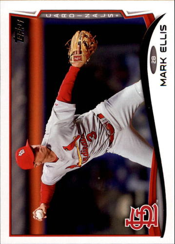 Photo of 2014 Topps Update #US272A Mark Ellis
