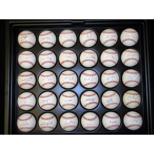 Photo of 2016 National League All-Stars Autographed Baseball Set