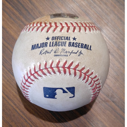Photo of Jonathan Schoop - RBI Single: Game-Used