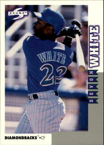 Photo of 1998 Score Rookie Traded #181 Devon White