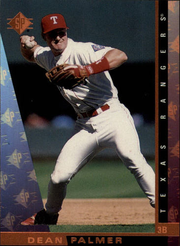 Photo of 1997 SP #173 Dean Palmer