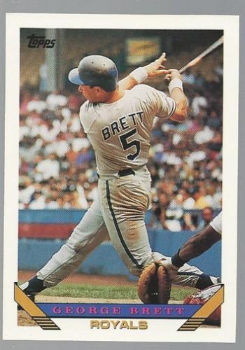 Photo of 1993 Topps #397 George Brett