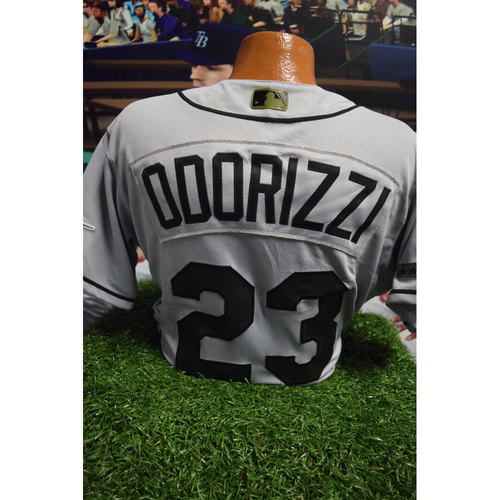 Photo of 2017 Memorial Day Game-Used Jersey: Jake Odorizzi