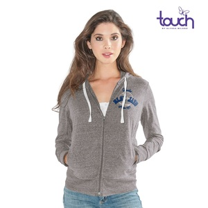 Toronto Blue Jays Women's Maverick Full Zip Hoody by Touch