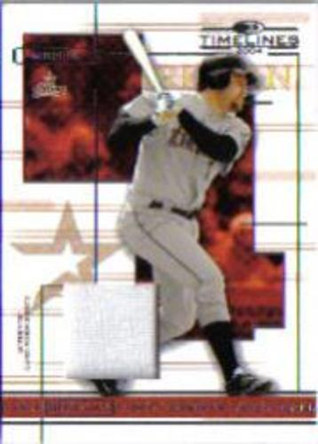 Photo of 2004 Donruss Timelines Material #30 Lance Berkman Jsy