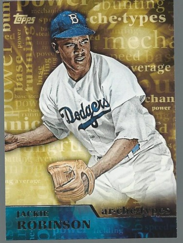 Photo of 2015 Topps Archetypes #A21 Jackie Robinson
