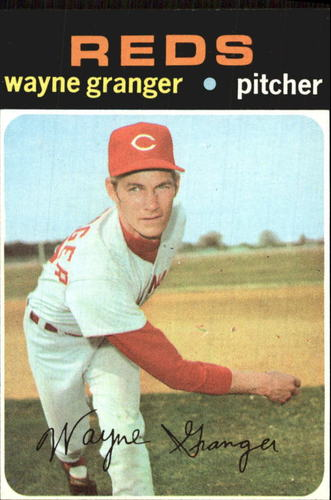 Photo of 1971 Topps #379 Wayne Granger