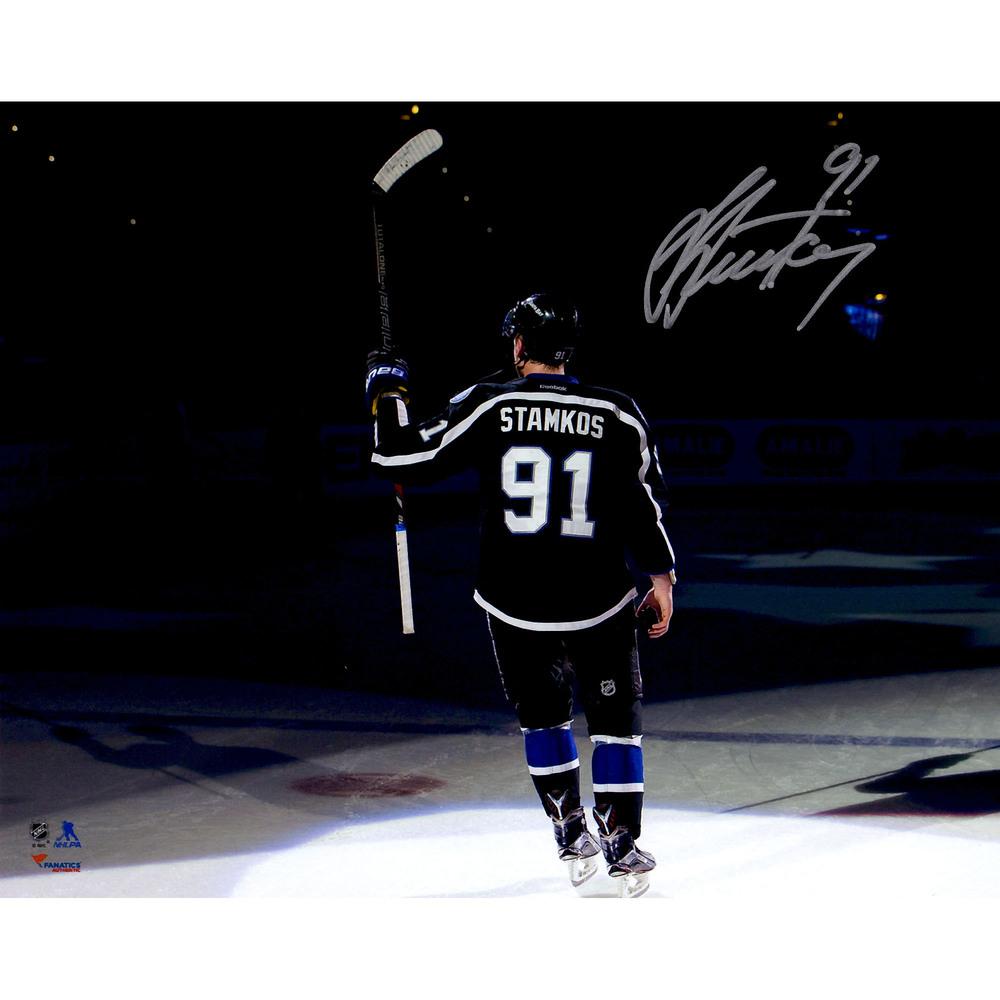 Steven Stamkos Tampa Bay Lightning Autographed 8
