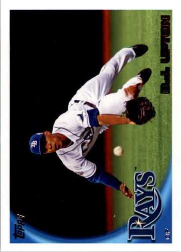 Photo of 2010 Topps #555 B.J. Upton