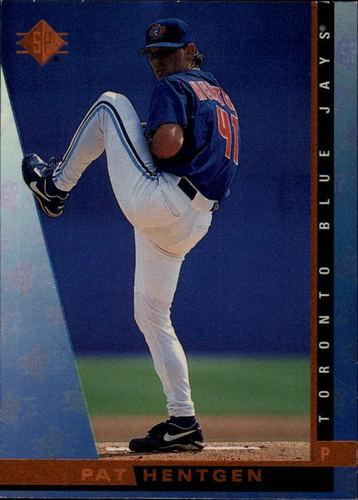 Photo of 1997 SP #182 Pat Hentgen