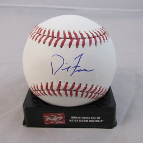 Photo of David Freese Autographed Baseball