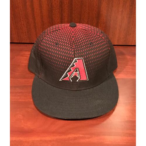 Photo of #4 Team-Issued Cap