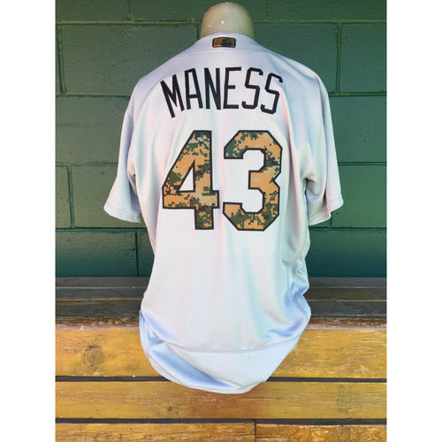 Photo of Cardinals Authentics: Seth Maness Memorial Day Jersey