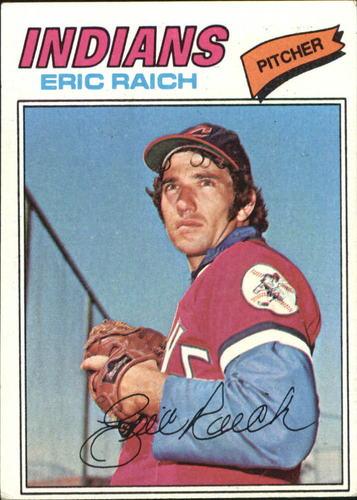 Photo of 1977 Topps #62 Eric Raich