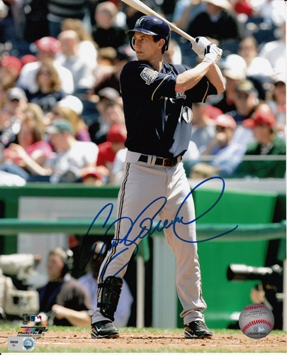 Photo of Craig Counsell Autographed 8x10
