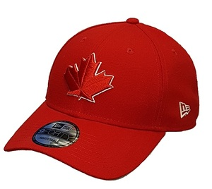 Alternate Red Cap Adjustable by New Era