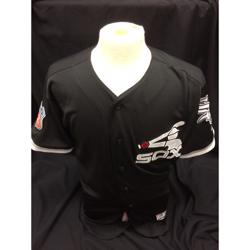 Photo of Jose Abreu Team Issued 2016 Spring Training Jersey