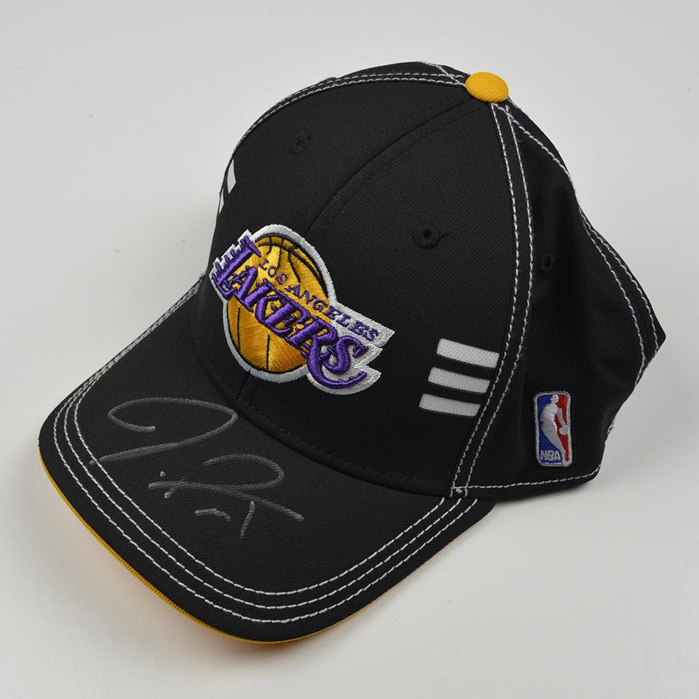 Julius Randle - Los Angeles Lakers - 2014 NBA Draft - Autographed Hat