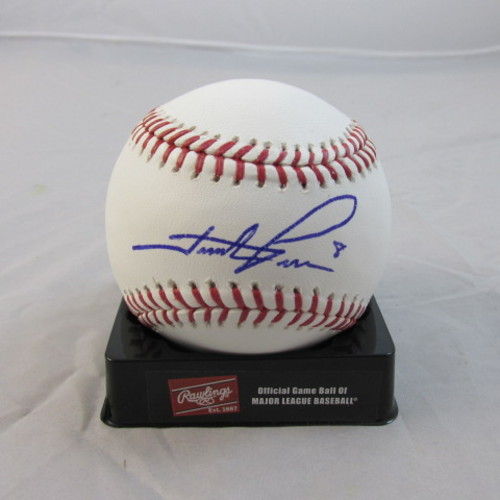 Photo of Hunter Pence Autographed Baseball