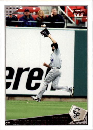 Photo of 2009 Topps #439 Ryan Spilborghs