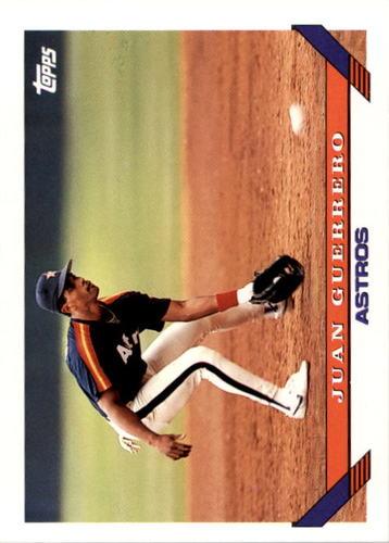 Photo of 1993 Topps #414 Juan Guerrero
