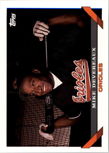 Photo of 1993 Topps #741 Mike Devereaux