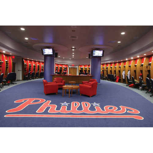 Photo of Kid's Sleepover in the Phillies Clubhouse