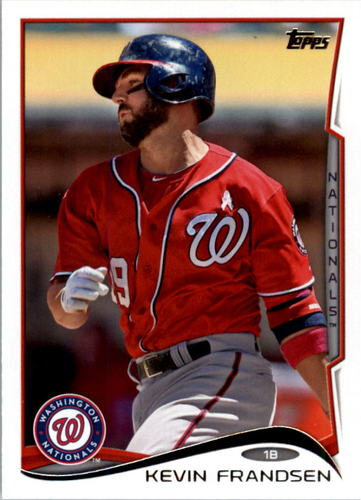 Photo of 2014 Topps Update #US279 Kevin Frandsen