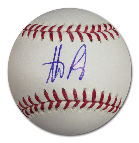 Photo of Anthony Rizzo Autographed Baseball