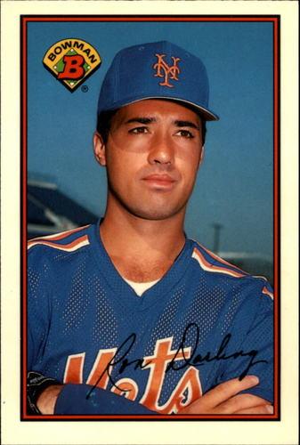Photo of 1989 Bowman Tiffany #372 Ron Darling