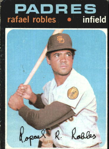 Photo of 1971 Topps #408 Rafael Robles