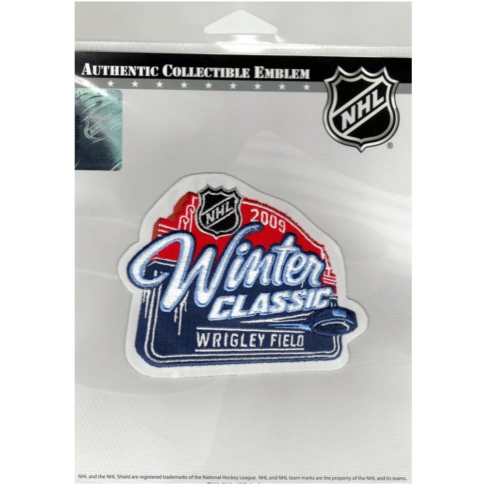 2009 Detroit Red Wings/Chicago Blackhawks Winter Classic Patch