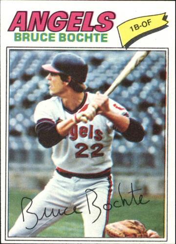 Photo of 1977 Topps #68 Bruce Bochte