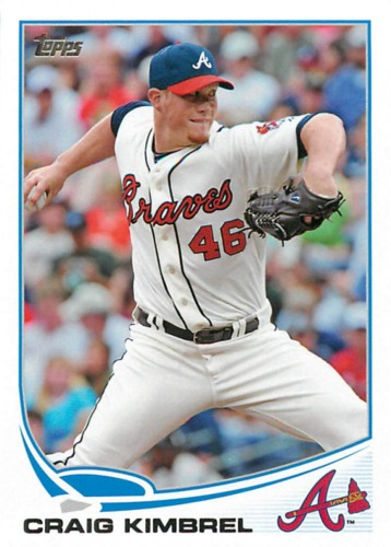 Photo of 2013 Topps #46 Craig Kimbrel