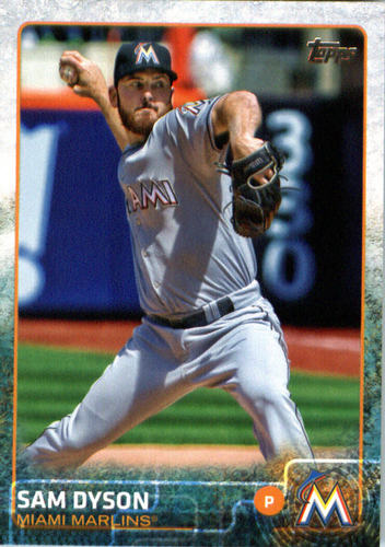 Photo of 2015 Topps Update #US40 Sam Dyson