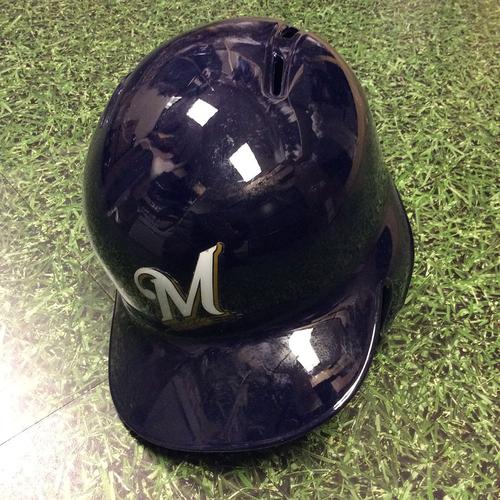 Photo of Manny Piña 2016 Batting Helmet