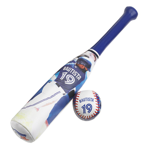 Jose Bautista Softee Bat and Ball Set by Rawlings