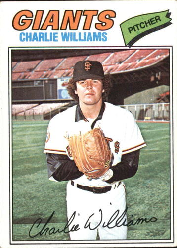 Photo of 1977 Topps #73 Charlie Williams