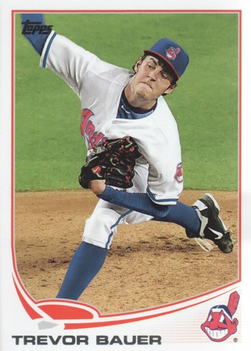 Photo of 2013 Topps Update #US2 Trevor Bauer
