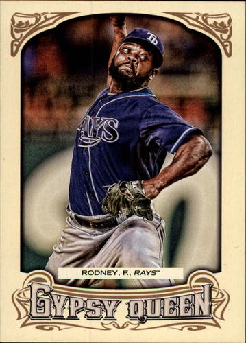 Photo of 2014 Topps Gypsy Queen #68 Fernando Rodney