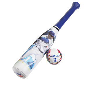 Toronto Blue Jays Troy Tulowitzki Softee Bat and Ball Set by Rawlings