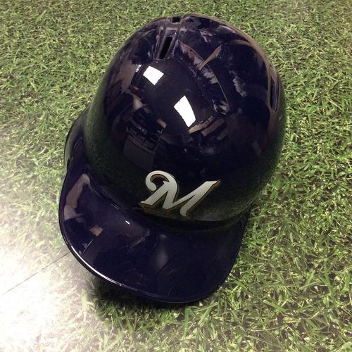 Photo of Brent Suter 2016 Batting Helmet