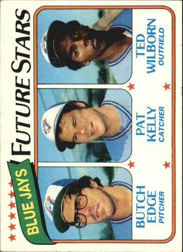 Photo of 1980 Topps #674 Butch Edge RC/Pat Kelly/Ted Wilborn RC