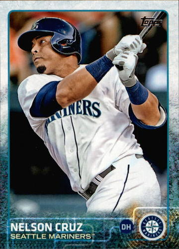 Photo of 2015 Topps #411 Nelson Cruz